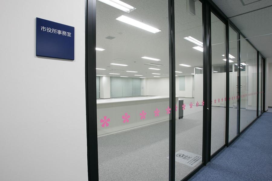 平塚市保健センター新築工事