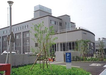 横浜市合同庁舎(横浜市水道局/菊名)