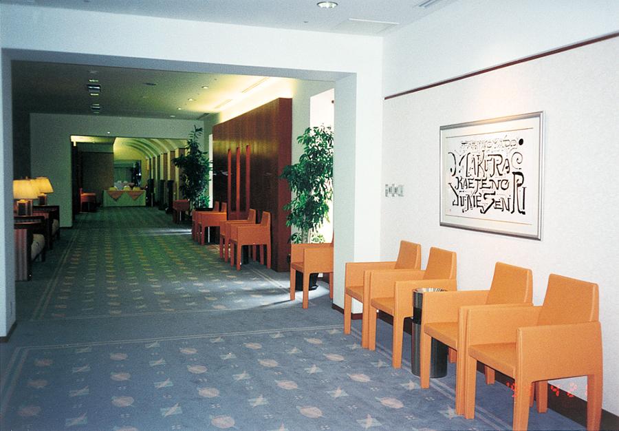 三井ガーデンホテル蒲田 ホワイエ・Room