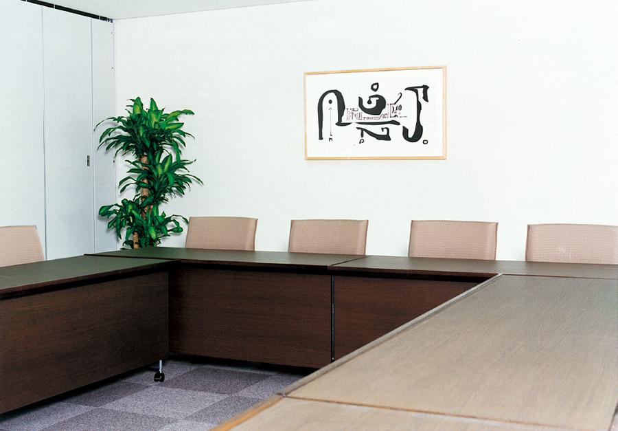NTT品川ツインズアネックス ロビー・会議室